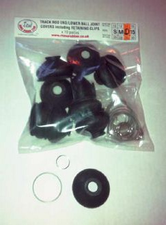 PRS Supplies | Rhino Rubber | Lower Ball Joint Covers